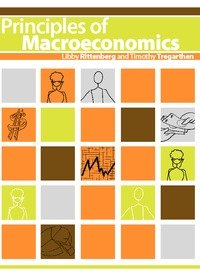 Principles of Macroeconomics  N/A 9780982043042 Front Cover