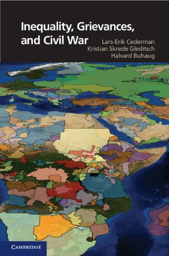 Inequality, Grievances, and Civil War   2013 edition cover