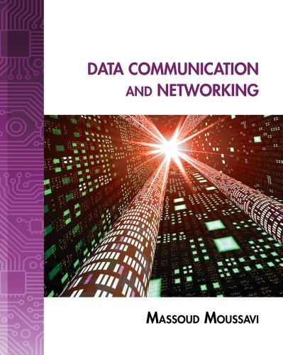 Data Communication and Networking A Practical Approach  2012 edition cover