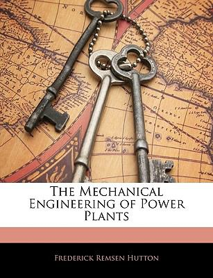 Mechanical Engineering of Power Plants  N/A edition cover