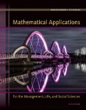 Mathematical Applications for the Management, Life, and Social Sciences:   2015 edition cover