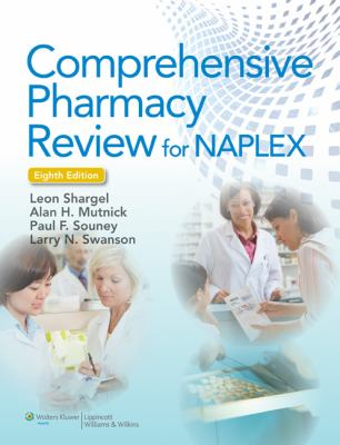 Comprehensive Pharmacy Review for NAPLEX  8th 2013 (Revised) edition cover