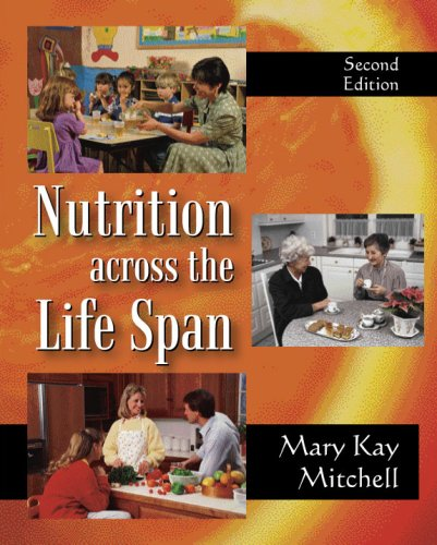 Nutrition Across the Life Span  2nd edition cover