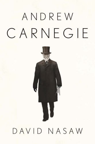 Andrew Carnegie   2006 edition cover