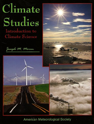 Climate Studies Introduction to Climate Science  2010 edition cover