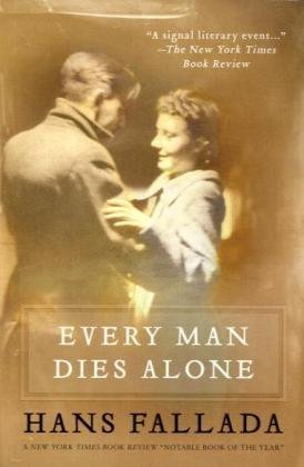 Every Man Dies Alone  N/A edition cover