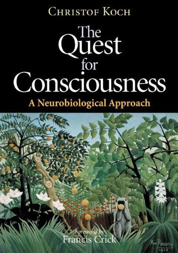 Quest for Consciousness A Neurobiological Approach  2004 edition cover