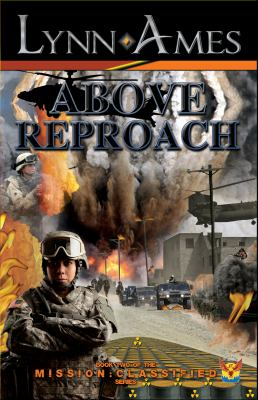 Above Reproach   2012 9781936429042 Front Cover
