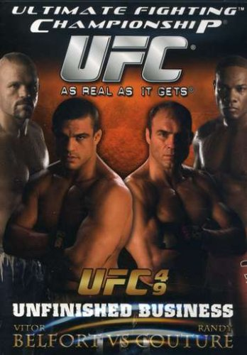 Ultimate Fighting Championship (UFC) 49 - Unfinished Business System.Collections.Generic.List`1[System.String] artwork
