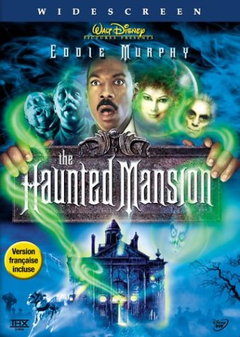 The Haunted Mansion (Widescreen Edition) System.Collections.Generic.List`1[System.String] artwork