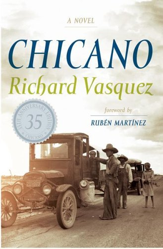 Chicano A Novel N/A 9780060821043 Front Cover