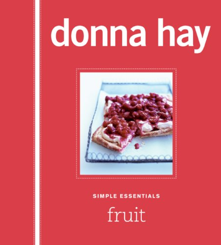 Simple Essentials Fruit  N/A 9780061569043 Front Cover