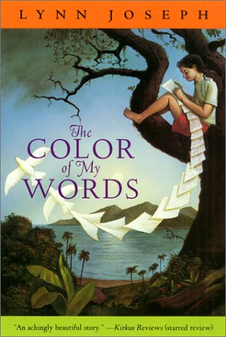 Color of My Words  N/A edition cover
