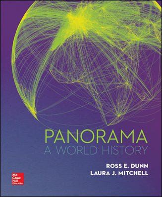 Panorama: A World History 1st 2014 edition cover