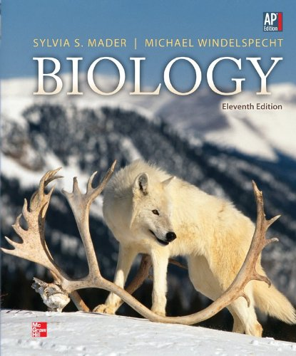 Biology  11th 2013 (Student Manual, Study Guide, etc.) edition cover