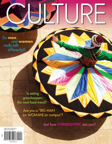 Culture:  2nd 2013 edition cover
