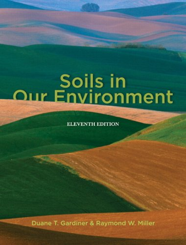 Soils in Our Environment  11th 2008 edition cover