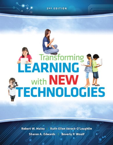 Transforming Learning with New Technologies  2nd 2014 edition cover
