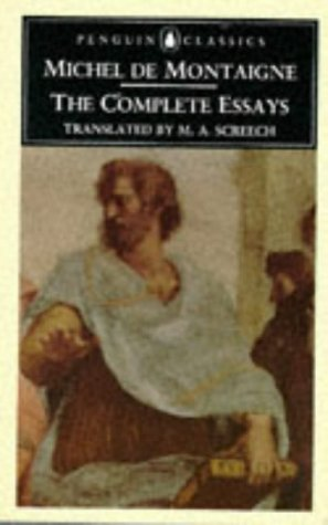 Complete Essays   2004 edition cover