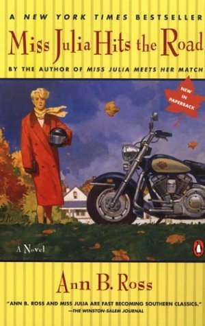 Miss Julia Hits the Road   2003 edition cover