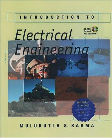 Introduction to Electrical Engineering   2001 edition cover