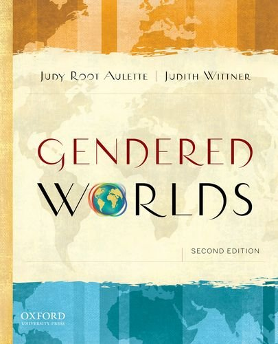 Gendered Worlds  2nd 2011 edition cover