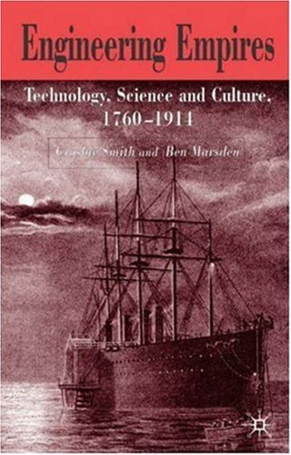 Engineering Empires Technology, Science and Culture, 1760-1914  2006 9780230507043 Front Cover