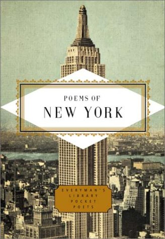Poems of New York   2002 9780375415043 Front Cover