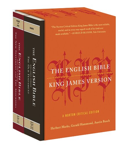 English Bible   2013 edition cover