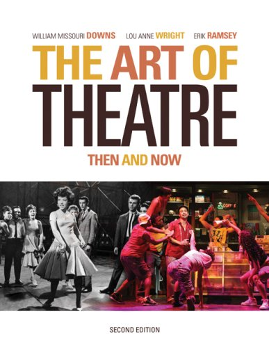 Art of Theatre Then and Now 2nd 2009 edition cover