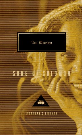 Song of Solomon  N/A edition cover