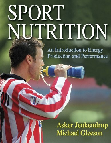 Sport Nutrition An Introduction to Energy Production and Performance  2004 edition cover