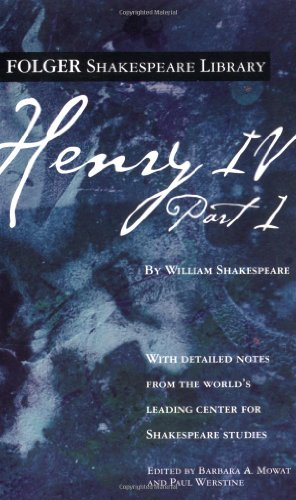 Henry IV, Part I   2005 edition cover
