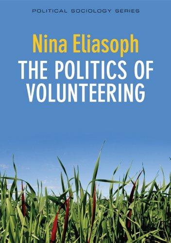 Politics of Volunteering   2013 edition cover
