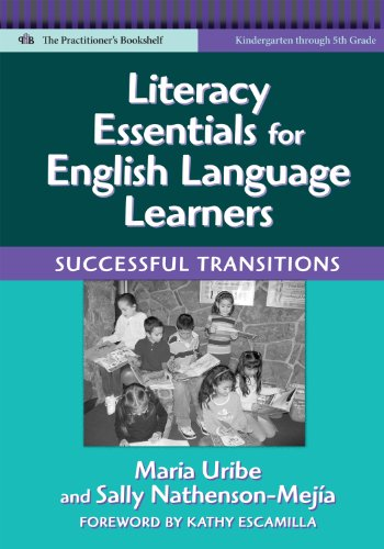 Literacy Essentials for English Language Learners Successful Transitions  2008 edition cover