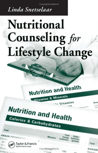 Nutritional Counseling for Lifestyle Change   2006 9780849316043 Front Cover