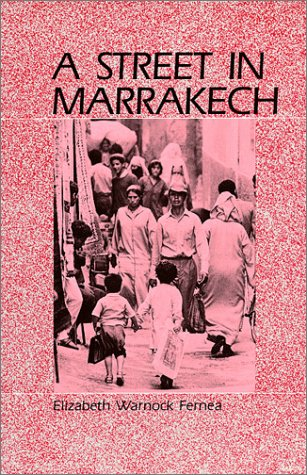 Street in Marrakech A Personal View of Urban Women in Morocco Reprint  9780881334043 Front Cover