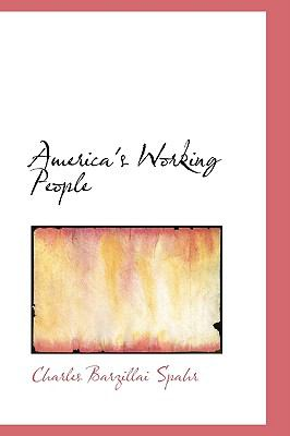 America's Working People  2009 edition cover