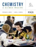 Chemistry A Guided Inquiry 6th 2015 9781118640043 Front Cover