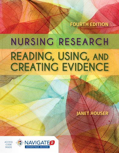 Nursing Research: Reading, Using and Creating Evidence  2016 9781284110043 Front Cover