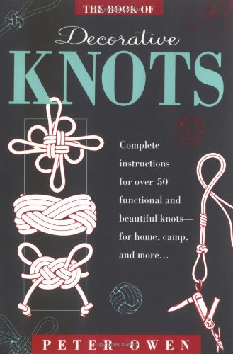 Book of Decorative Knots   1994 9781558213043 Front Cover