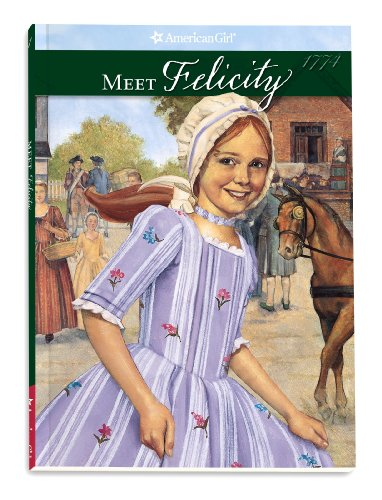 Meet Felicity   1991 edition cover