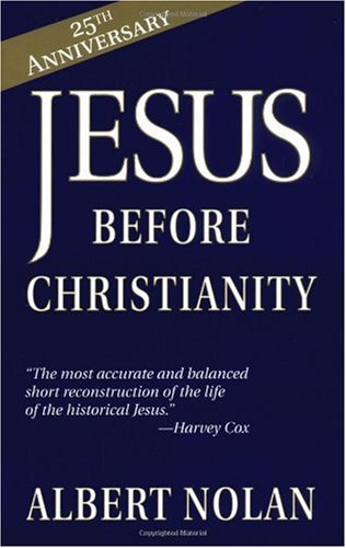 Jesus Before Christianity 25th 2001 (Anniversary) edition cover
