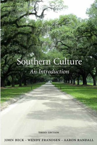Southern Culture An Introduction 3rd 2012 edition cover