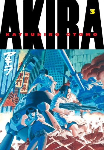 Akira Volume 3   2010 9781935429043 Front Cover