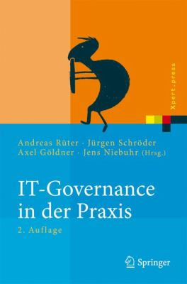IT-Governance in der Praxis  2nd 2010 edition cover