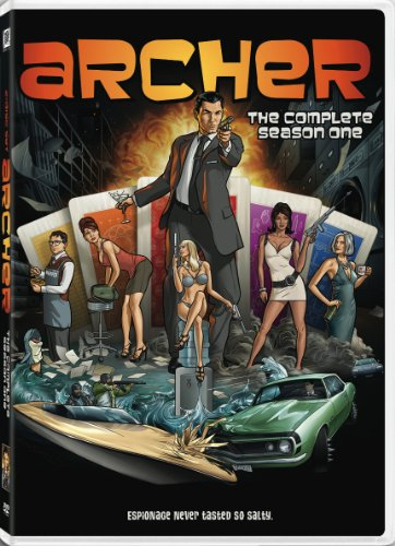 Archer: Season 1 System.Collections.Generic.List`1[System.String] artwork