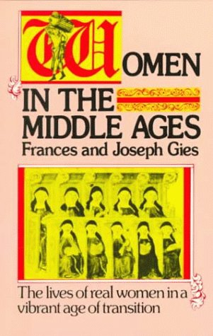 Women in the Middle Ages  N/A edition cover