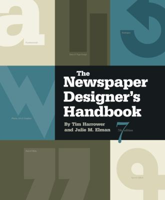 Newspaper Designer's Handbook  7th 2013 edition cover