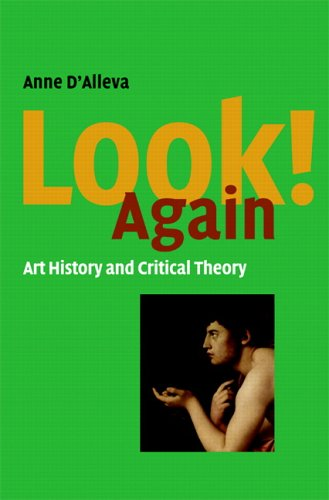 Look Again! Art History and Critical Theory   2005 edition cover